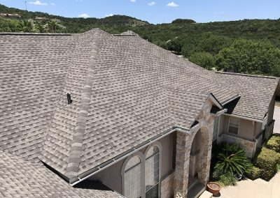 Spring Roofing Job 201