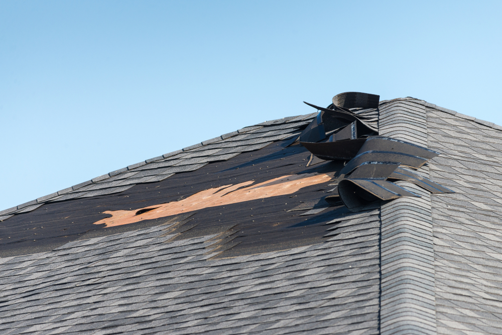 What to Do After Your Houston Roof Suffers Storm Damage