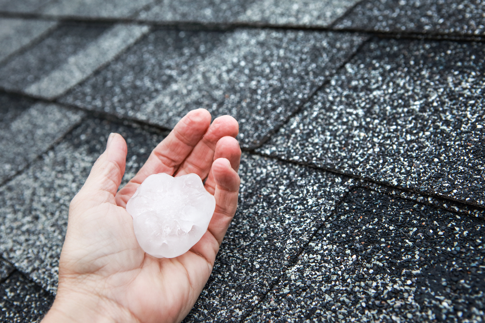 Ask These Questions Before You Replace a Hail-Damaged Roof