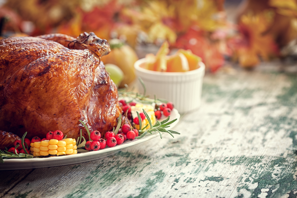 Happy Thanksgiving from Royal Crown Roofing!