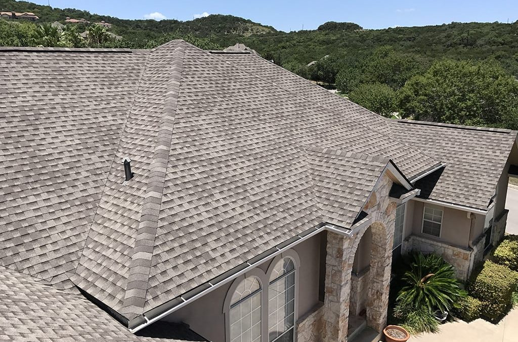 The GAF Roof Repair System in Houston