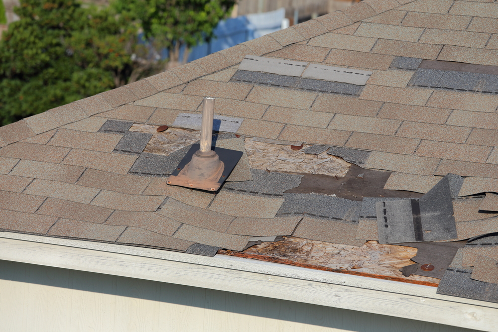 5 Roof Problems that Require Immediate Attention