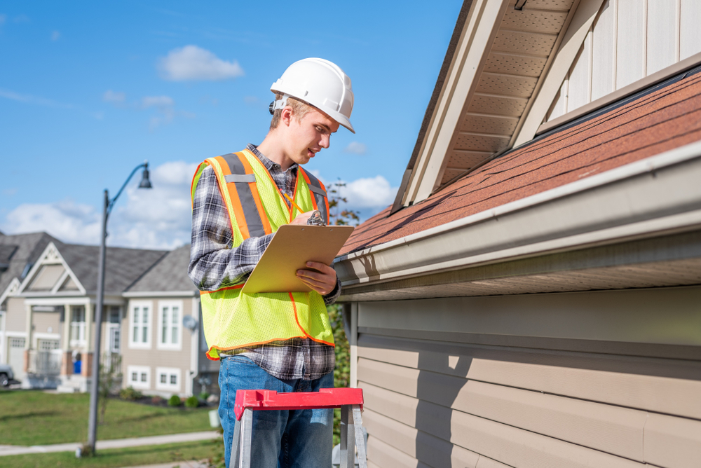 Planning a Professional Inspection of Your Woodlands Roof