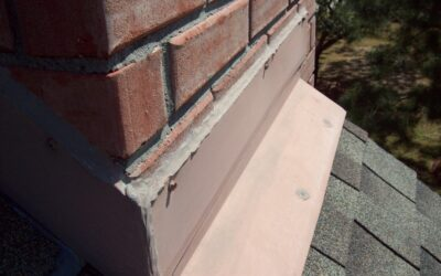 Have you checked the flashing and sealants on your roof lately?! You'll be glad you did!